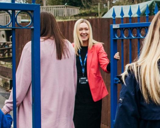 Leah Jenkins - Head Teacher